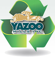 Yazoo Mills Goes Green With Using 100% Recycled Paper